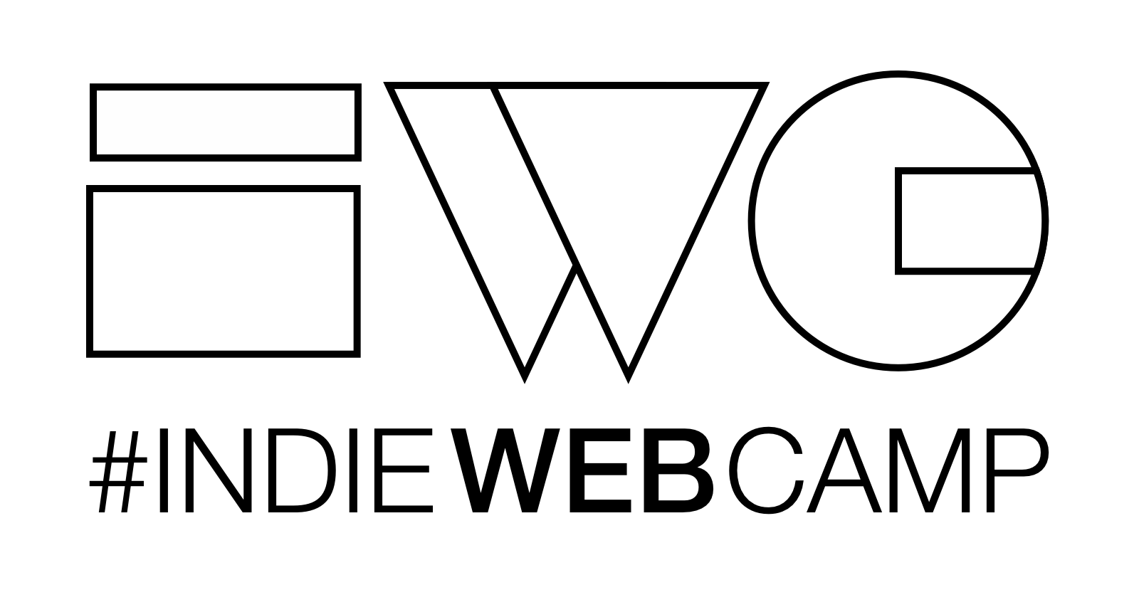 New IndieWebCamp sketch